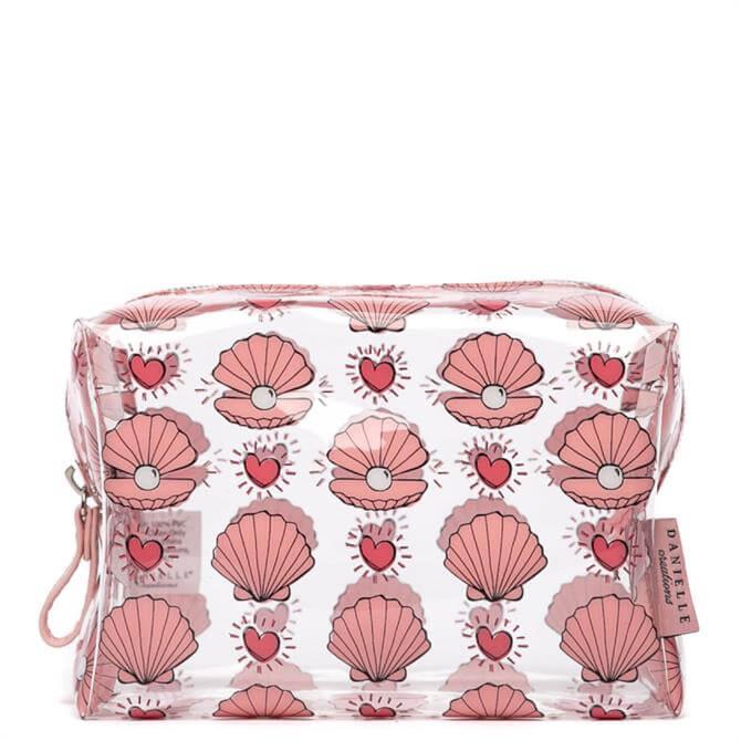 Danielle Icon Ink Seashell Boxy Bag