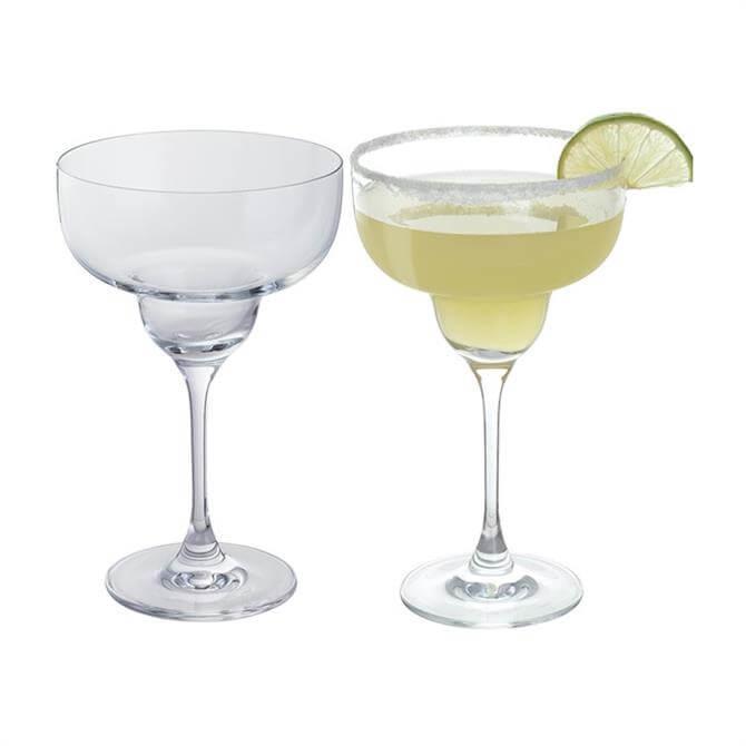 Dartington Wine & Bar Pair of Margarita Glasses