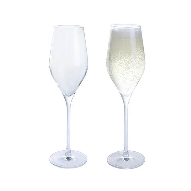 Dartington Wine & Bar Pair of Prosecco Glasses