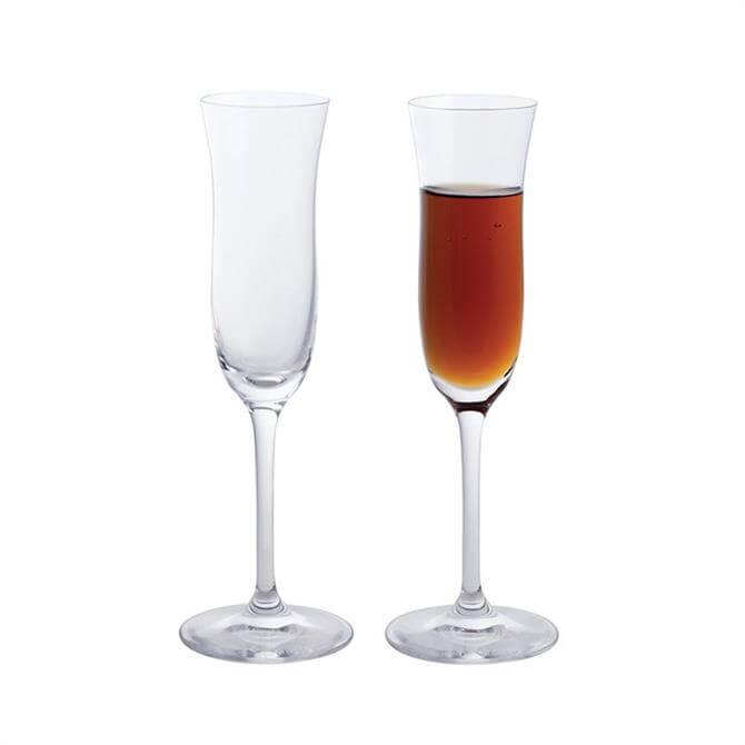 Dartington Wine & Bar Pair of Sherry Glasses