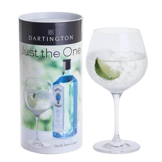 Dartington Just The One: Gin & Tonic Copa Glass