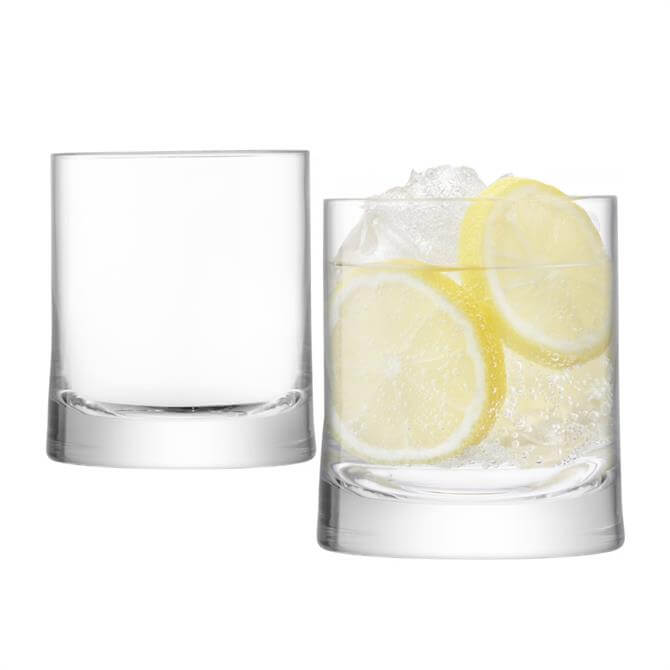 LSA Gin Tumblers: Set Of 2
