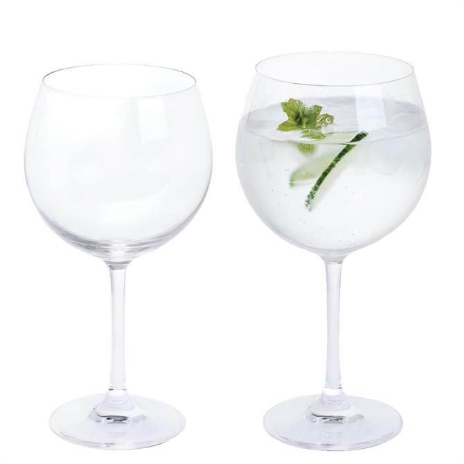 Dartington Wine & Bar Copa Gin & Tonic Glasses Set of 2