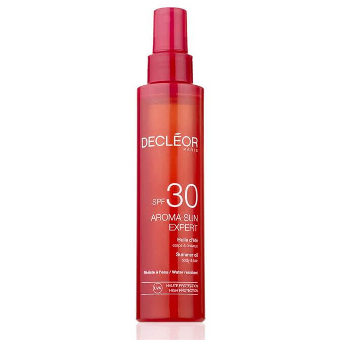 Decleor Aroma Sun Expert Summer Oil SPF 30 150ml