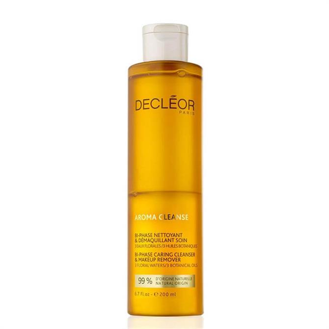 Decleor Bi-Phase Caring Cleanser and MakeUp Remover 200ml