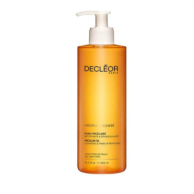 Decleor Super Size Aroma Cleanse Micellar Oil 400ml
