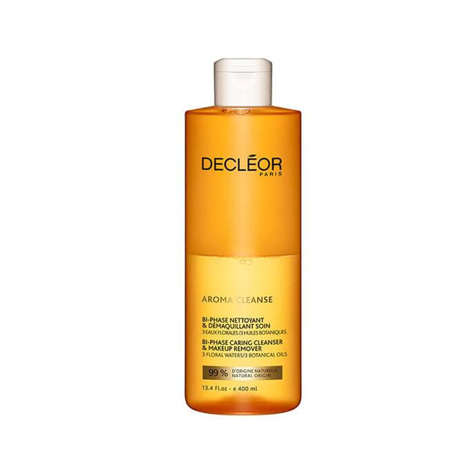 Decleor Super-Size Bi-Phase Caring Cleanser & Makeup Remover 400ml