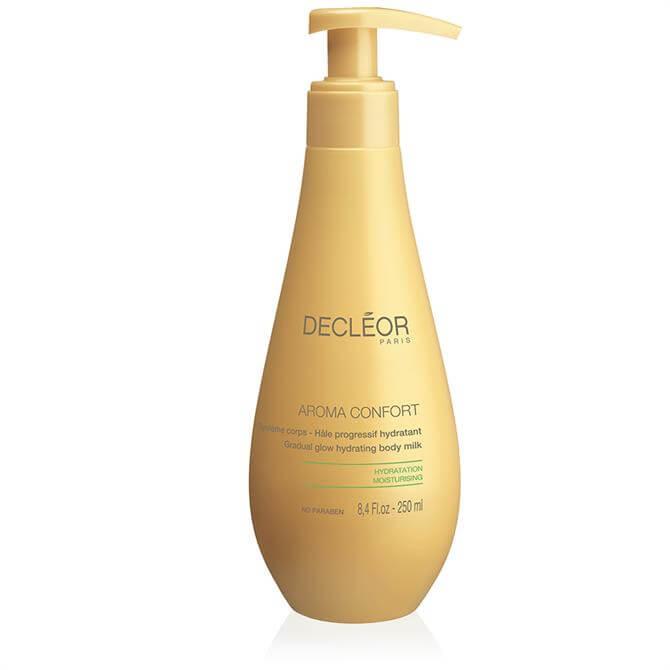 Decléor Aroma Confort System Corps Gradual Glow Hydrating Body Milk 250ml