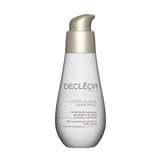 Decléor Hydra Floral White Petal Skin Perfecting Hydrating Milky Lotion 50ml