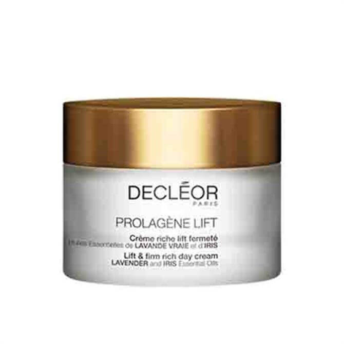 Decleor Prolagene Lift Lavandula Iris – Lift & Firm Rich Day Cream Moisturiser 50ml