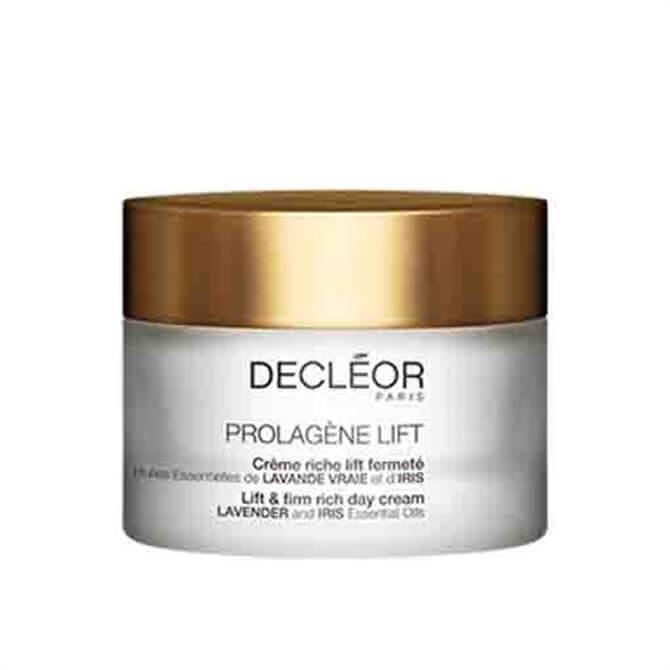Decleor Prolagene Lift Lavandula Iris – Lift & Firm Rich Day Cream Moisturiser 50ml