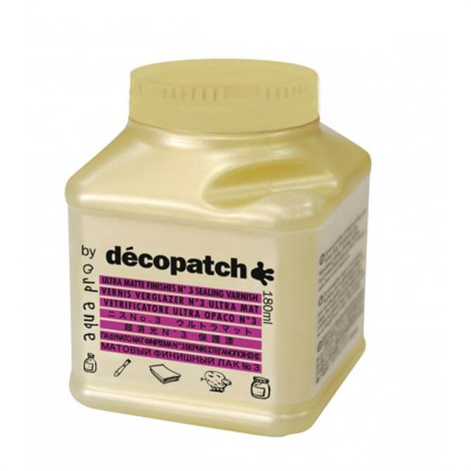 Decopatch Ultra Gloss Varnish
