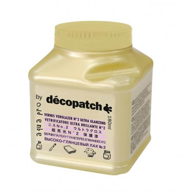 Decopatch Ultra Matt Varnish