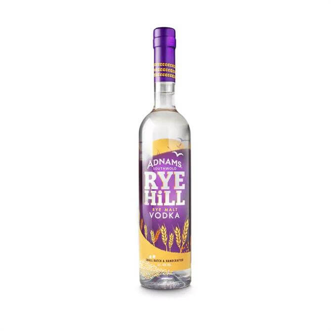 Adnams Rye Hill Vodka 70cl