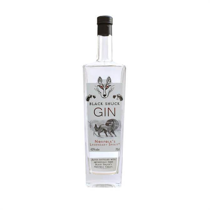 Black Shuck Gin 70cl