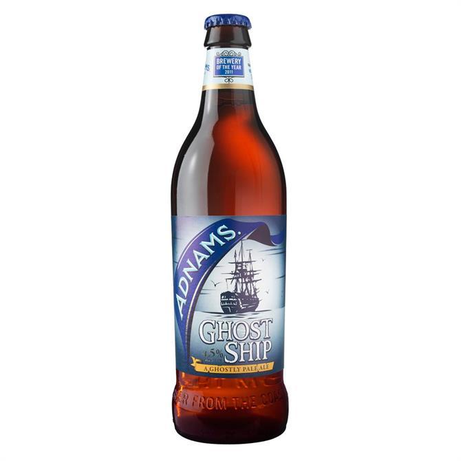 Adnams Ghost Ship Pale Ale: 500ml