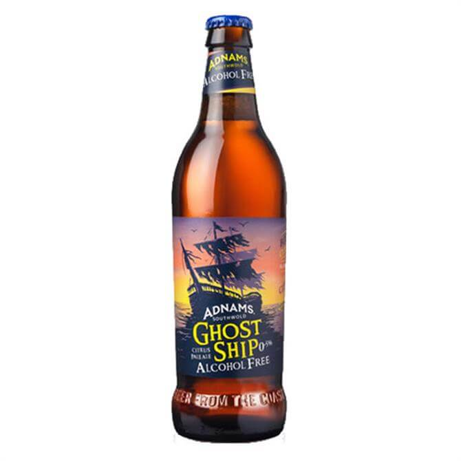 Ghost Ship Pale Ale Alcohol Free, 0.5%