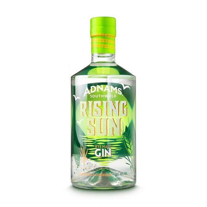 Adnams Rising Sun Gin: 70cl