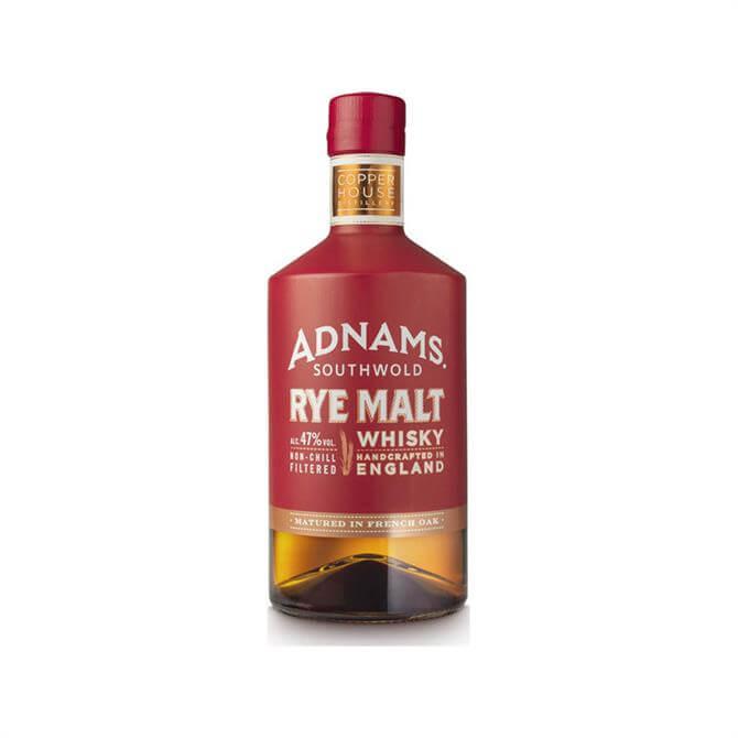 Adnams Rye Malt Whisky: 70cl