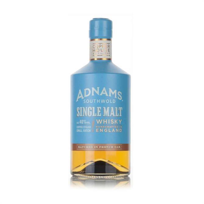 Adnams Single Malt Whisky: 70cl
