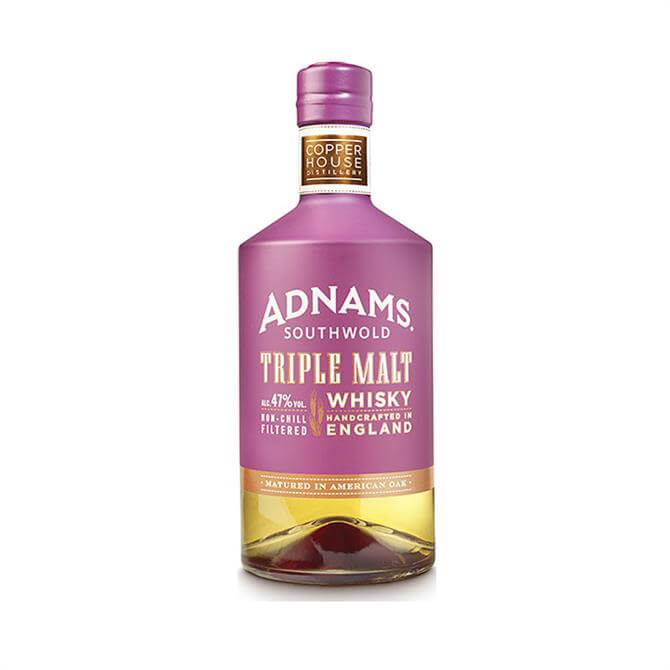 Adnams Triple Malt Whisky: 70cl