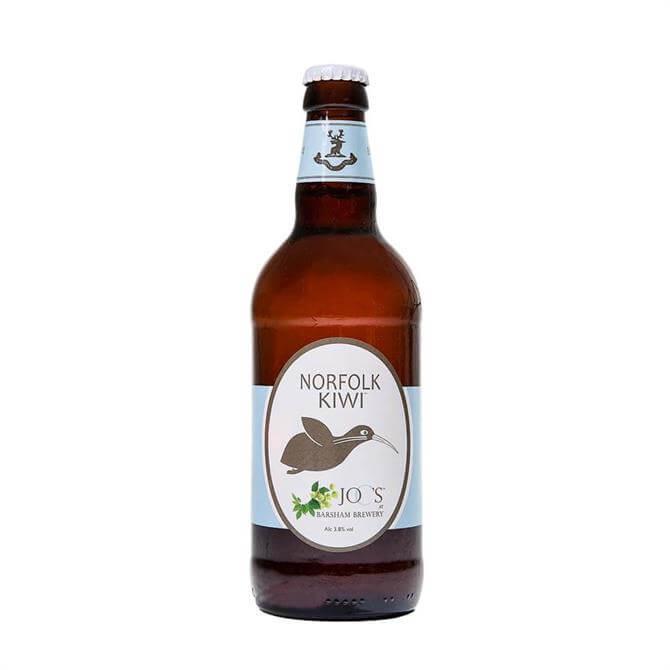 Norfolk Kiwi JoC's at Barsham Brewery