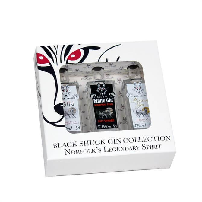 Black Shuck Gin Collection