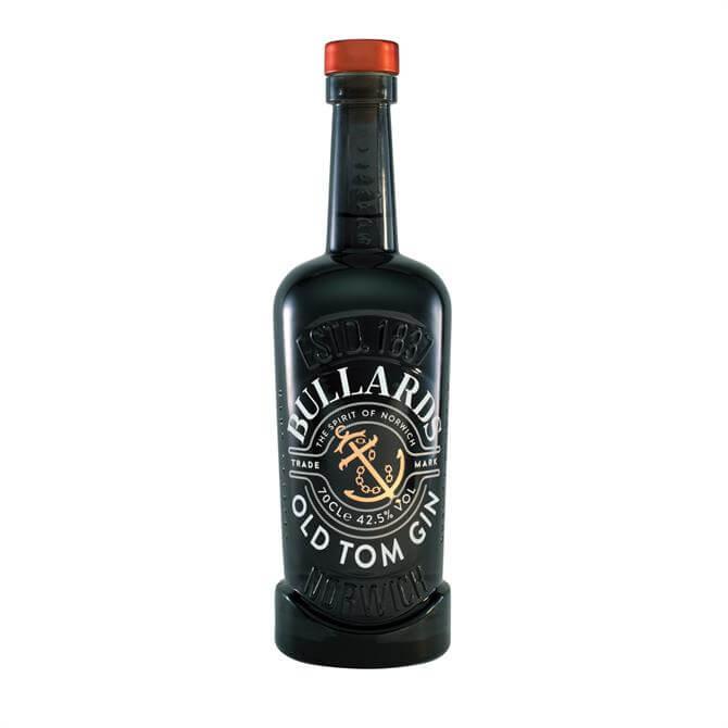 Bullards Old Tom Gin: 70cl