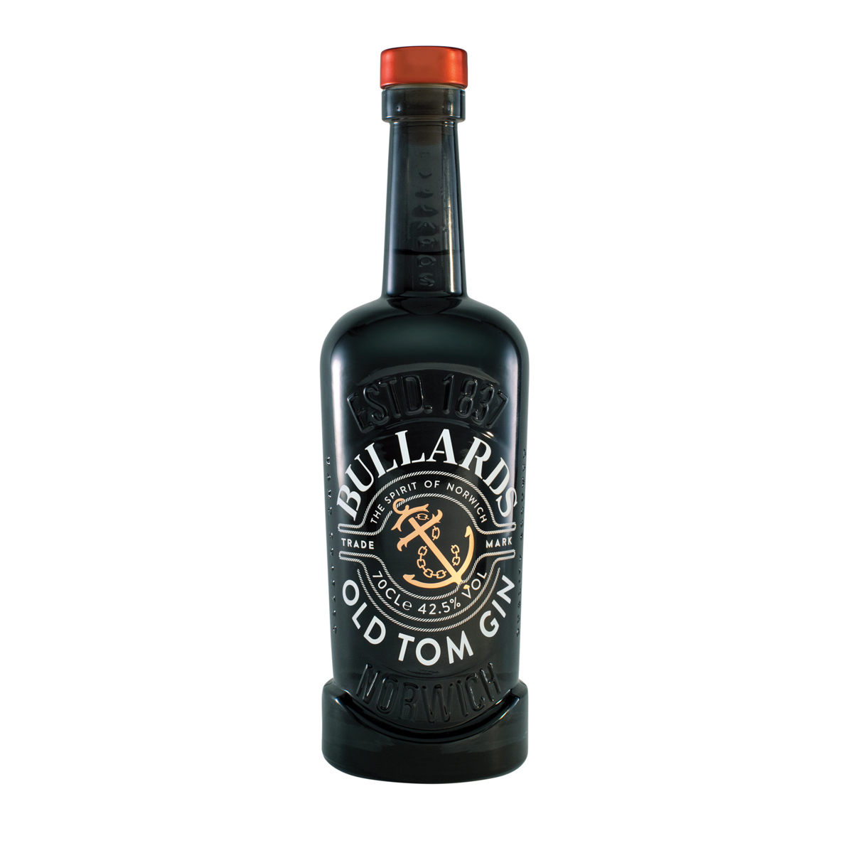 An image of Bullards Old Tom Gin: 70cl