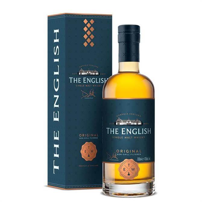 The English Original Single Malt Whisky: 70cl
