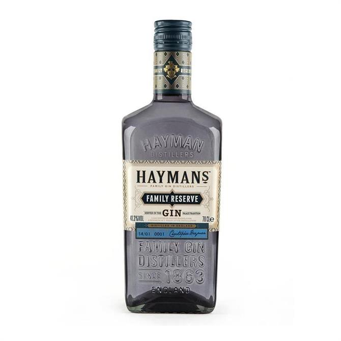 Hayman's Family Reserve Gin:70cl