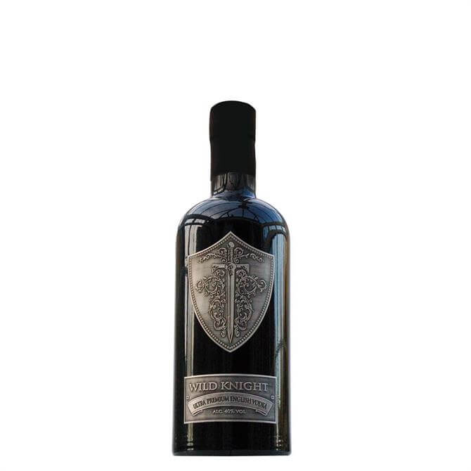 Wild Knight Premium English Vodka: 35cl