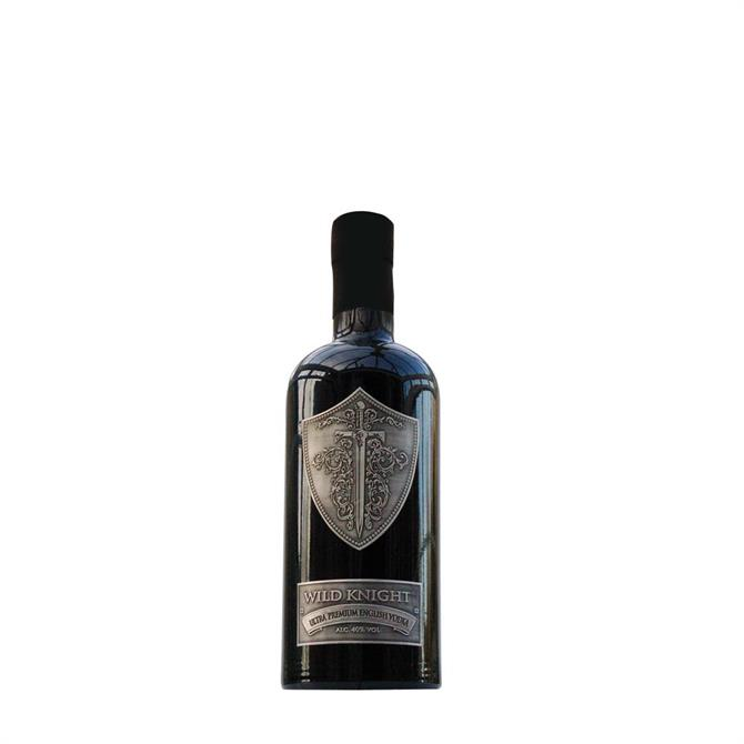 Wild Knight Premium English Vodka 5cl