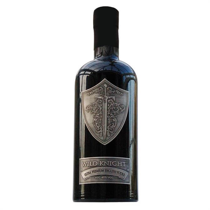 Wild Knight Premium English Vodka: 70cl