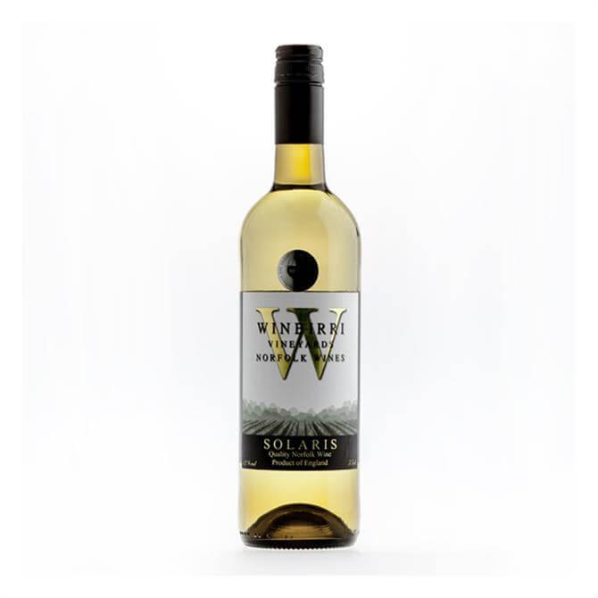 Solaris Winbirri Vineyards Norfolk Wines