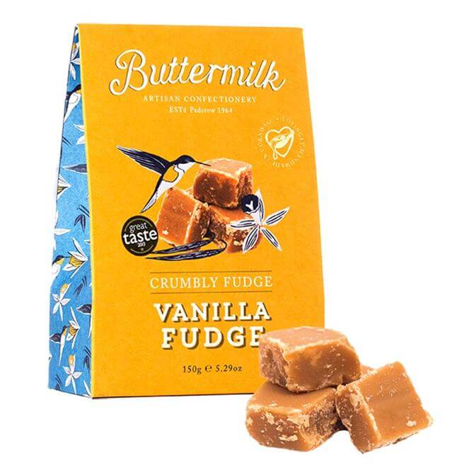 Buttermilk Vanilla Fudge 150g