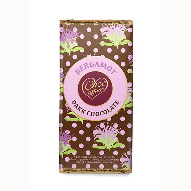 Choc Affair Bergamot Dark Chocolate Bars 90g