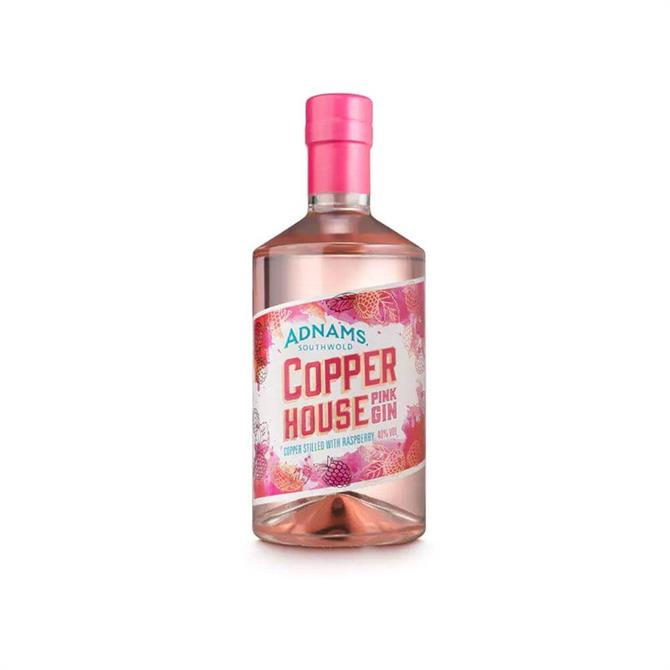 Adnams Copper House Raspberry Pink Gin 70cl