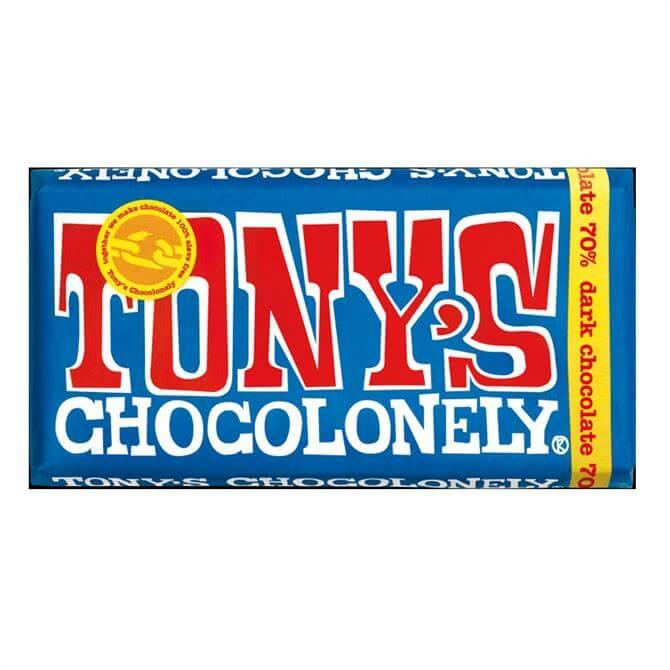 Tony's Dark Chocolate 70% 180g