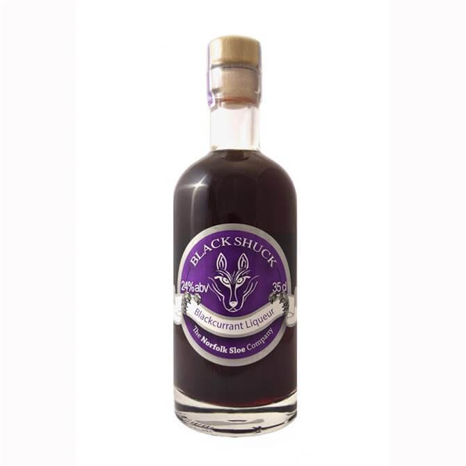 Black Shuck Blackcurrant Liqueur 35cl