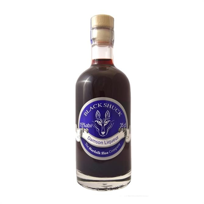 Black Shuck Damson Liqueur 35cl