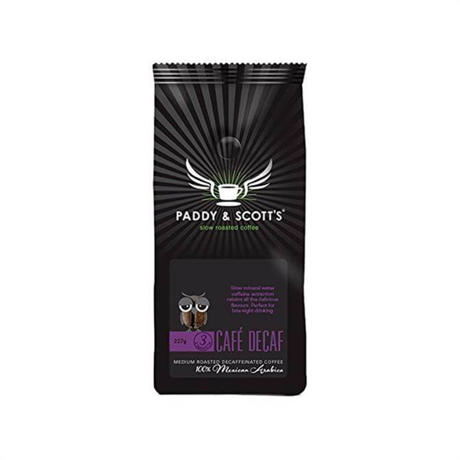 Paddy & Scott's Cafe Decaf Decaffeinated Coffee