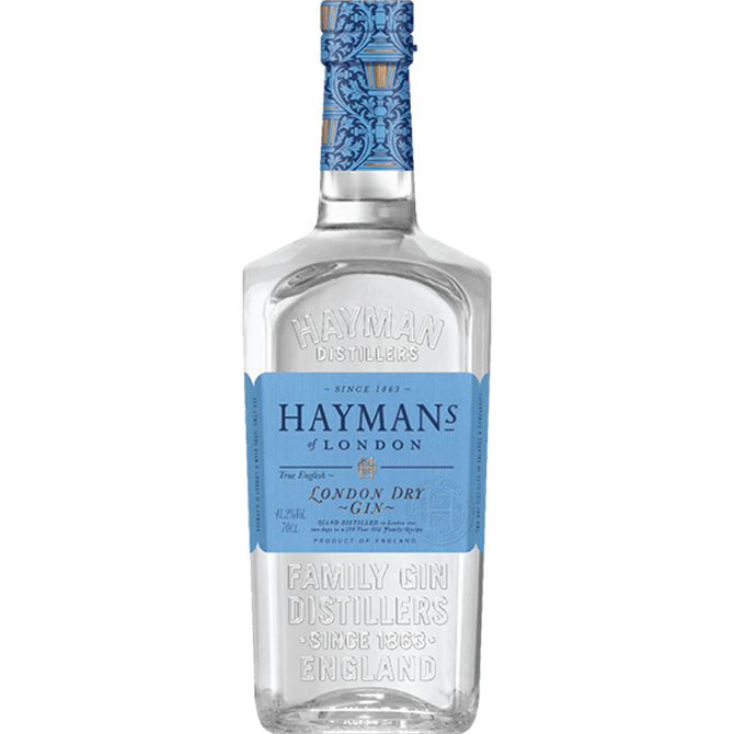 Hayman's London Dry Gin: 70cl
