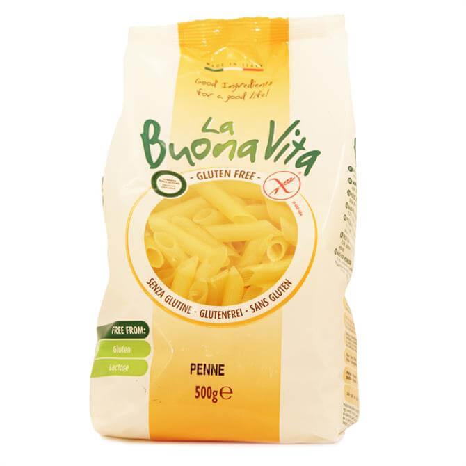 La Buona Vita Gluten Free Penne Pasta 500g