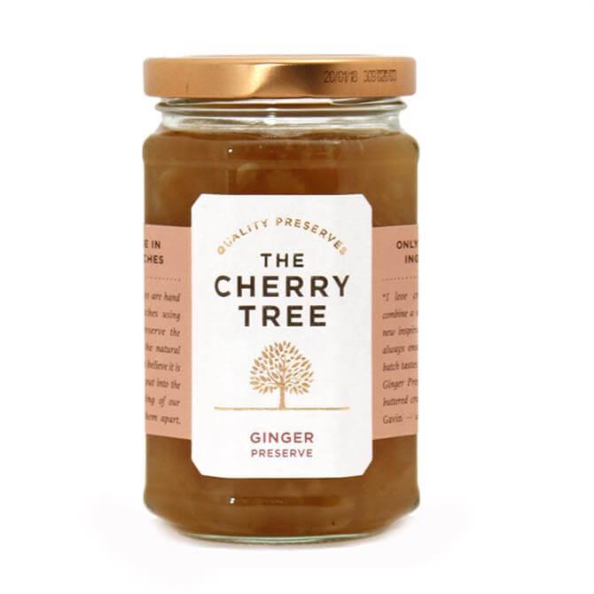 Cherry Tree Ginger Preserve