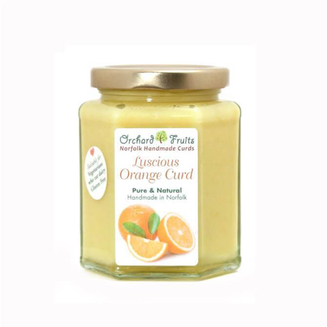 Orchard Fruits Luscious Orange Curd - Gluten Free