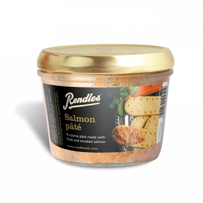 Rendles Salmon Pâté with Dill