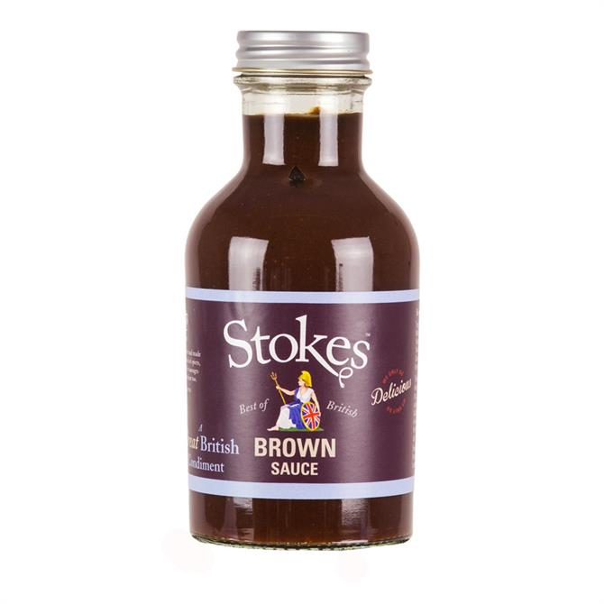 Stokes Brown Sauce 315g