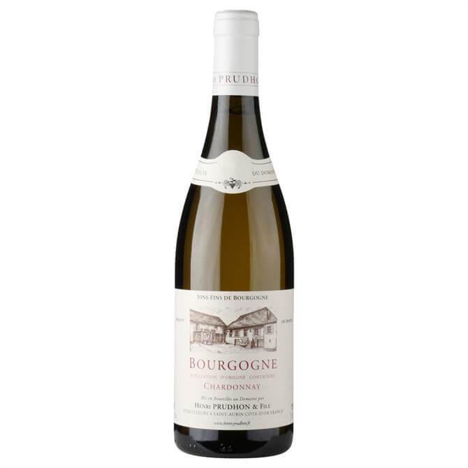 Bourgogne Aligoté: Domaine Henri Prudhon, Burgundy France
