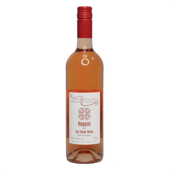 Chet & Waveney Valley Vineyard Regent Rosé Wine